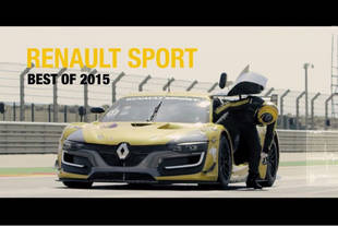 Renault Sport : le best-of 2015