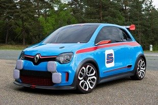 Actu Concept Car Renault Twin'Run