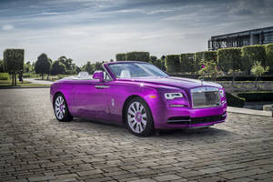 Une Rolls-Royce Dawn Bespoke originale à Pebble Beach