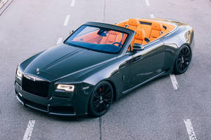 Rolls-Royce Dawn Overdose by Spofec