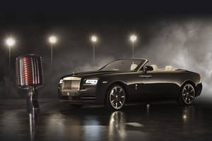 Rolls-Royce Dawn Inspired by Music