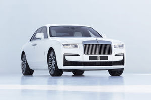 Nouvelle Rolls-Royce Ghost