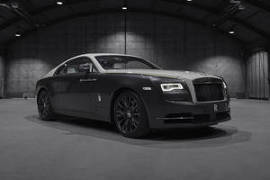 Rolls-Royce : collection Wraith Eagle VIII