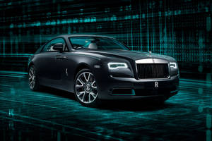 Collection Rolls-Royce Wraith Kryptos
