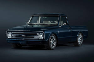 SEMA : Chevrolet C-10 1967 Restomod