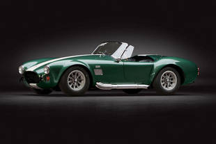 Sam Pack : deux Cobra adjugées par RM Auctions
