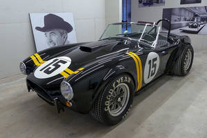 Shelby Cobra Sebring Tribute