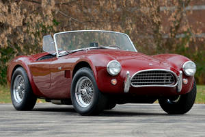 Mecum Auctions : Shelby Cobra 289 Roadster 1965