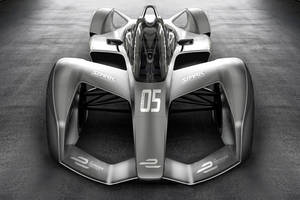 Spark Racing Technology présente la SRT05e