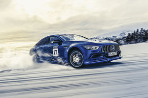 Stage de pilotage : AMG Winter Experience 2021