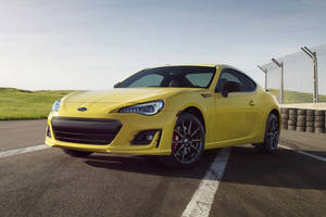 Subaru BRZ Series Yellow Edition