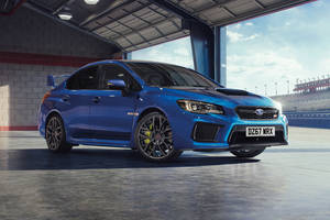 Subaru UK propose une WRX STI Final Edition