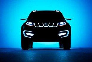 SUV Concept X de Suzuki