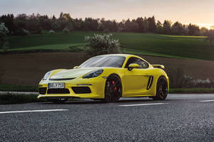 TechArt : pack GT pour Porsche 718