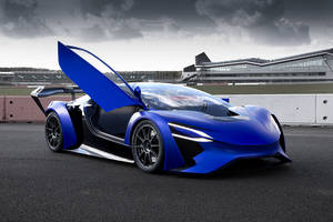 Techrules GT96 : supercar made in China