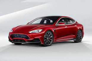 Tesla Model S par Larte Design