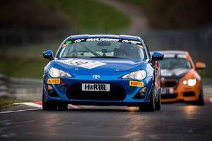 La Toyota GT86 Cup 2017 dans les starting-blocks