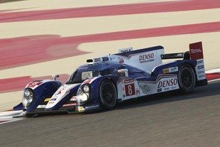 WEC/Bahreïn : happy end pour Toyota