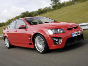 Vauxhall VXR8 : muscles du Commonwealth