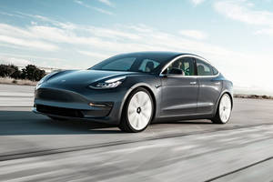 Ventes records pour Tesla Motors