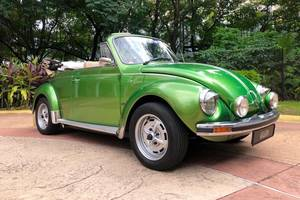 A vendre : VW Coccinelle ex-The Who