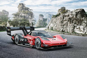 VW ID.R : challenge chinois en vue
