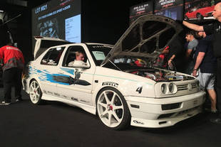 La VW Jetta de Fast and Furious vendue 42 000 $