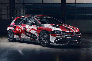 VW Motorsport fait progresser la Polo GTI R5