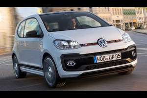 Une version GTI pour la VW Up !