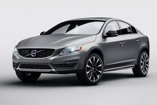 Nouvelle Volvo S60 Cross Country