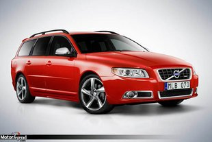 Actualit� Volvo S80 Executive et V70 R-Design