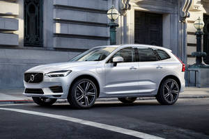 Le Volvo XC60 entre en production