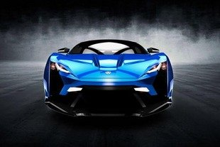 W Motors: une Lykan Supersport en vue
