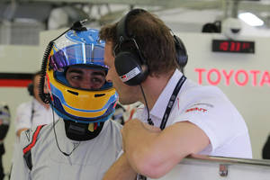 WEC : Alonso s'engage avec Toyota