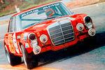Anniversaire : 50 ans de la victoire de la Mercedes-Benz 300 SEL à Spa