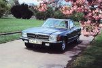 Mercedes fête les 50 ans de la 350 SL