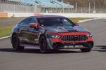 La future Mercedes-AMG GT 73 prend la pause