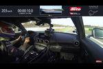 Embarquez dans le Mercedes-AMG GT R Pro Tikt à Hockenheim