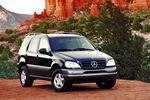 Mercedes-Benz ML 320 (1999)