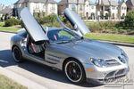 La Mercedes SLR McLaren ex-Michael Jordan de nouveau à vendre