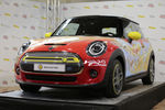 One-off : une MINI Electric rend hommage au Flash