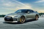 Nissan présente la nouvelle GT-R dans sa spécification japonaise