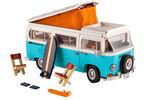 Nouveau camping-car Volkswagen T2 par LEGO