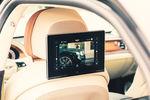 Nouveau système Bentley Rear Entertainment
