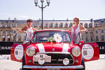 Peter Auto reprend le Rallye des Princesses Richard Mille