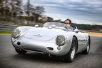 Artcurial : Porsche 550A Spyder 1957