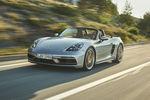 Édition limitée Porsche Boxster 25 Years