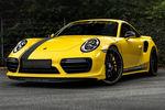 850 ch pour la Porsche 911 Turbo S revue par Manhart