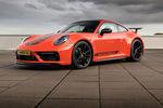 Porsche rend hommage à Gijs van Lennep avec une 911 spéciale