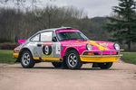 Une Porsche 911 lauréate du Safari Rally aux enchères